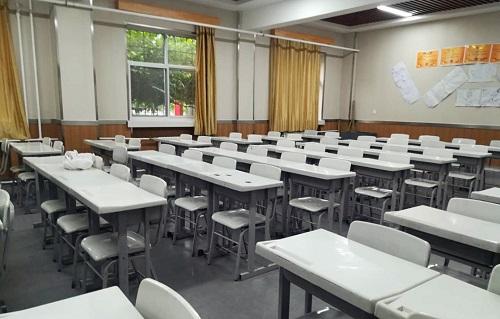 石家庄东华铁路学校教室